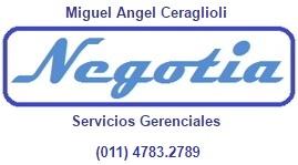 Negotia Argentina - Miguel Ceraglioli