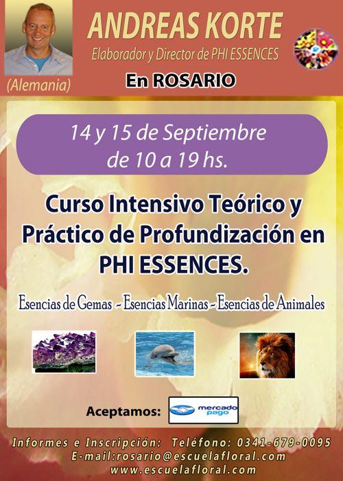 Floresencial - Korte Rosario 2019